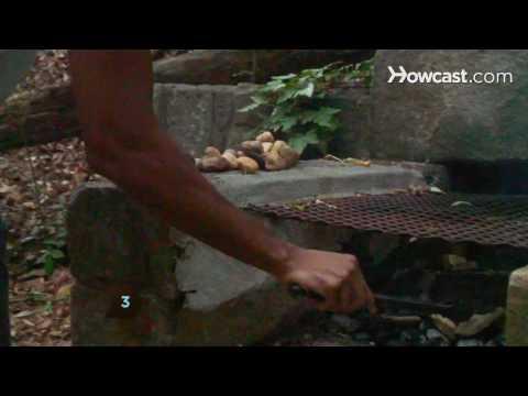 Nasıl Su Sıcak Taşlar İle Kaynatın