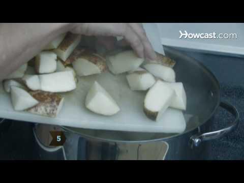 Nasıl Patates Kaynatın