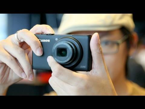 Canon Powershot S95 Eller Önizleme