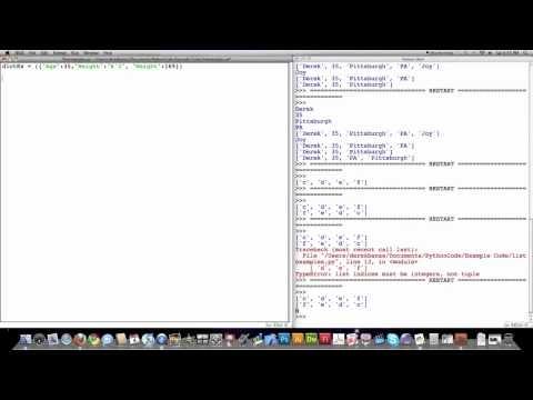Python Pt 4 Program Nasıl