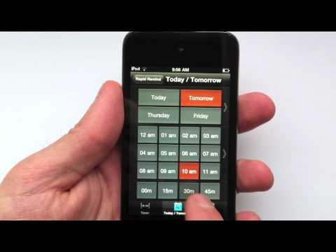 Hızlı Anımsat İphone App