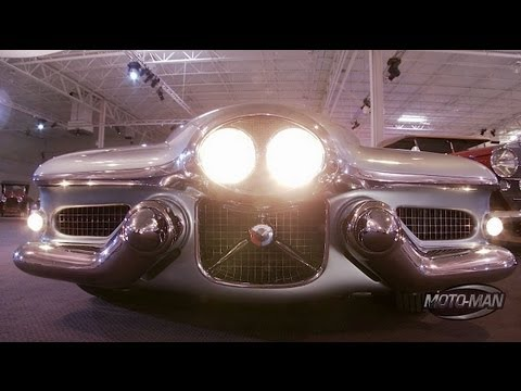 Cadillac Cts-V Coupe Ve Buick Y İş Konsept Otomobili İle Bob Lutz Gm Miras Merkezi