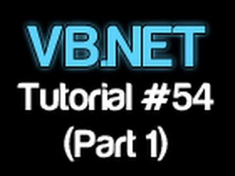Vb.net Öğretici 54 - Regex (Bölüm 1) (Visual Basic 2008/2010)