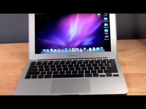 Apple Macbook Air Uzaktan Disk: Windows Ve Mac Öğretici