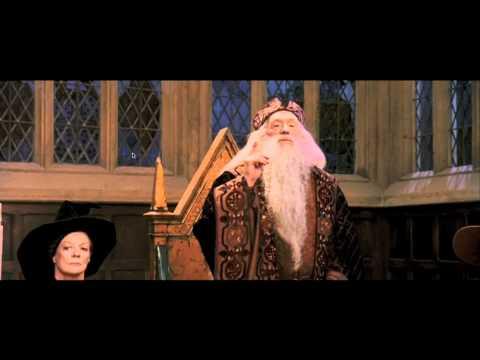 Snape Anlar Mumları Yüzen