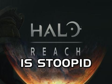 Halo Reach Stoopıd (Machinima) Olduğunu