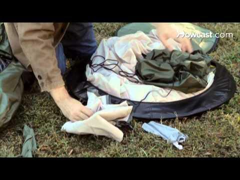 Nasıl Açılır Bir Çadır İçin