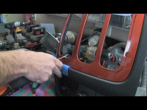 Güçlendirilmiş - Hava Torbalı Dodge Ram İpad Yükleyin. Özel Kutusu Jl Ses Sistemi Ep 9