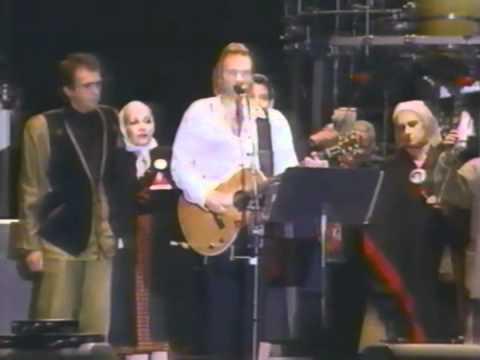 Sting Ve Peter Gabriel - Tek Başına Dans - 1988 Uluslararası Af Örgütü Yaşamak