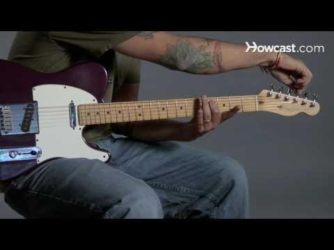 Nasıl D Açmak İçin Ayarlamak İçin   Gitar Dersleri