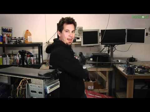 Hak5 - O Eski Pc Geri Dönüşüm Ve Proxmox Sanal Ortamı Oluşturmak