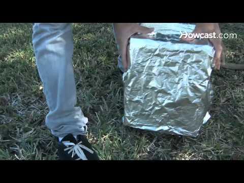 Nasıl Bir Kamp Fırın Yapmak