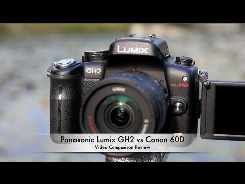 Panasonic Lumix Gh2 Vs Canon Eos 60D - Hangisi Daha İyi?