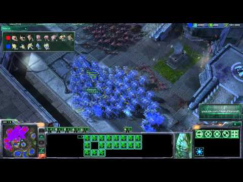 Epik Anne - Kiwikaki Vs Lord - Pvz - Metalopolis - Starcraft 2