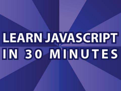 Javascript Video Öğretici Pt 1