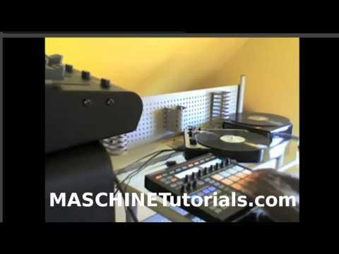 Maschine Öğreticiler - Özel Yerli Araçlar Maschine Öğreticiler