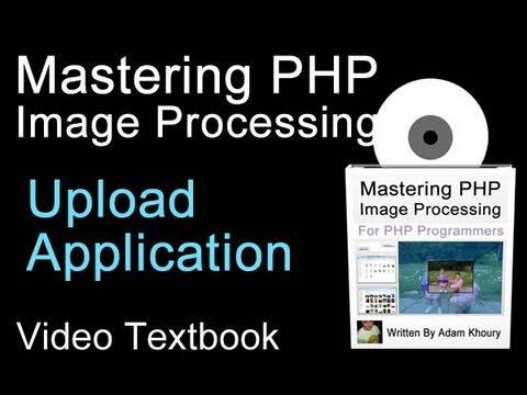 Resimlerle Çalışma Anında Bir Php Dosyası Karşıya Yükleme Uygulama Etkinleştirmeyi İnşa