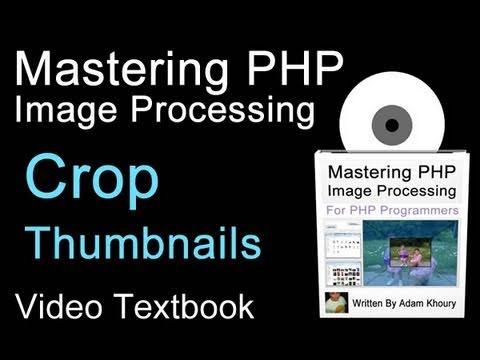 Php Görüntü Kırpma Küçük Resim İşlevi Dersleri Jpg Gıf Png The Fly Üzerinde Yeniden Boyutlandırma