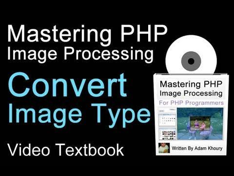 Php Resim Dönüştürme İşlevi Öğretici Upload Türü Jpg Gıf Png On The Fly