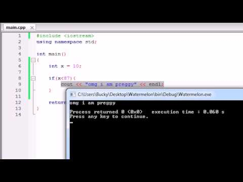 Buckys C++ Programlama Rehberler - 16 - Eğer Deyim... Yine?