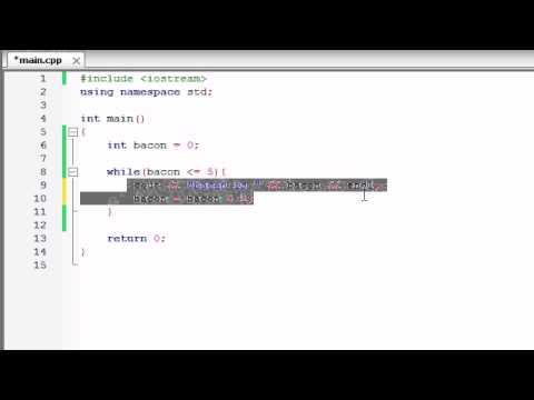 Buckys C++ Programlama Rehberler - 18 - Süre Döngüler