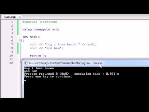 Buckys C++ Programlama Rehberler - 3 - Baskı Metin Hakkında Daha Fazla
