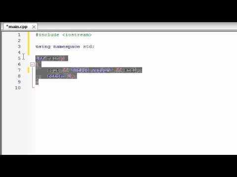 C++ Programlama Eğitimleri - 2 - Basit bir C++ Programı Anlama Buckys