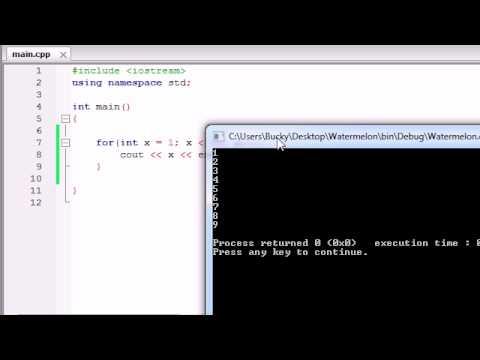 Buckys C++ Programlama Rehberler - 22 - Döngüler