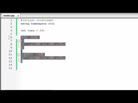 Buckys C++ Programlama Rehberler - 29 - Tek İşlem Etki Alanı Çözünürlük İşleci