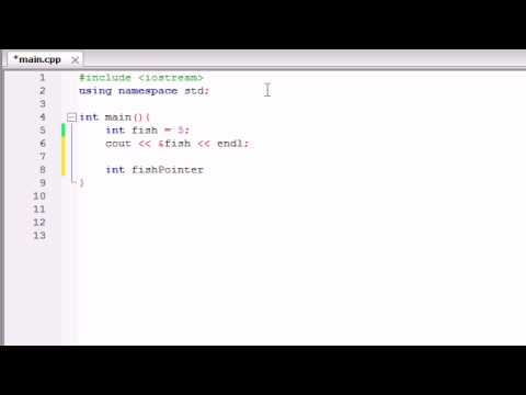Buckys C++ Programlama İşaretçiler Tutorials - 38 - Giriş