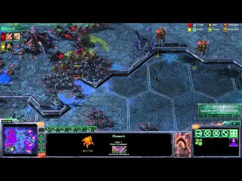 Süper Epıc - Spanishiwa Vs Kader - Zvz - Shakuras Yaylası - Starcraft 2