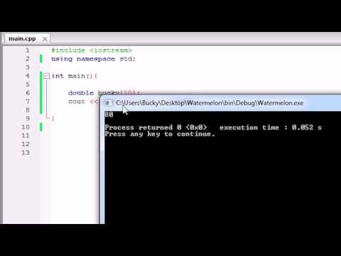 Buckys C++ Programlama Rehberler - 40 - Sizeof