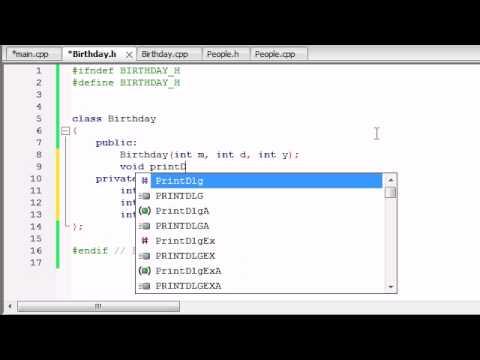 Buckys C++ Programlama Rehberler - 46 - Kompozisyon