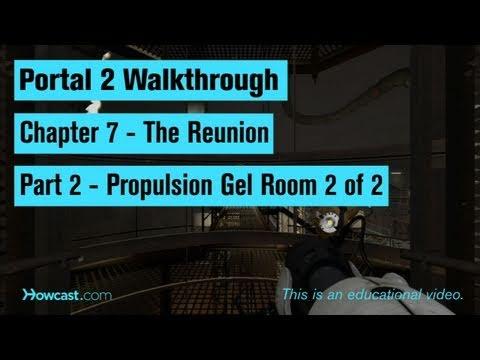 Portal 2 İzlenecek Yol / Bölüm 7 - Bölüm 2: Tahrik Jel 2 Oda 2