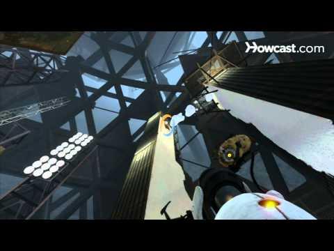 Portal 2 İzlenecek Yol / Bölüm 7 - Bölüm 4: Portal Jel Oda 2 3