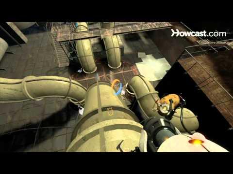 Portal 2 İzlenecek Yol / Bölüm 7 - Bölüm 5: Portal Jel Oda 3 / 3