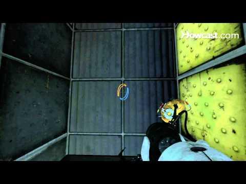 Portal 2 İzlenecek Yol / Bölüm 8 - Bölüm 1: Oda 01/01 - Hendek