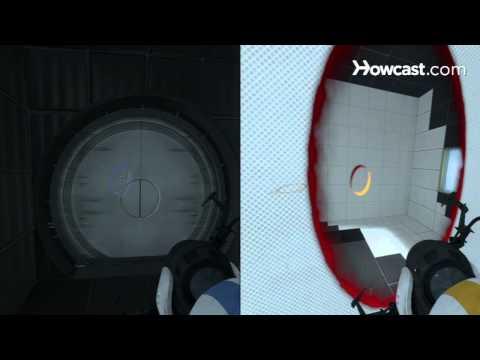 Portal 2 Co-Op İzlenecek Yol / Ders 1 - Bölüm 1 - Oda 01/06