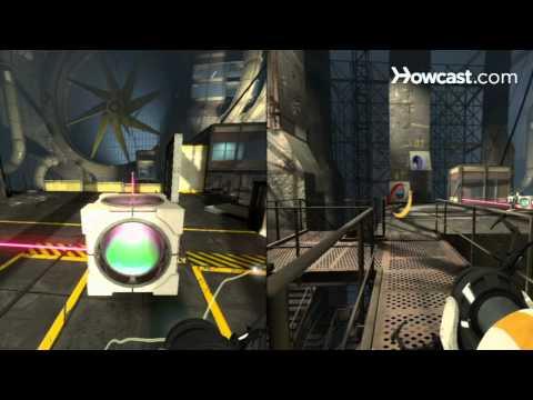 Portal 2 Co-Op İzlenecek Yol / Ders 2 - Bölüm 8 - Oda 08/08