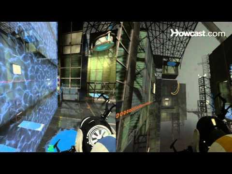Portal 2 Co-Op İzlenecek Yol / Ders 5 - Bölüm 2 - Oda 02/08