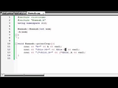 Buckys C++ Programlama Rehberler - 49 - Bu