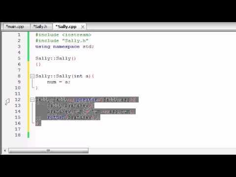 Buckys C++ Programlama Rehberler - 51 - Daha Ýþleç Aþýrý Yüklemesi