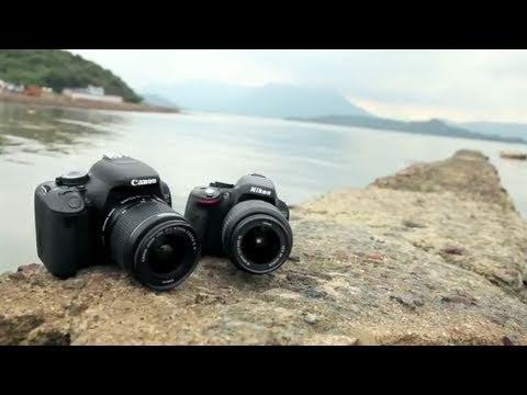 Canon Eos 600D (T3İ) Vs Nikon D5100 İncelemesi