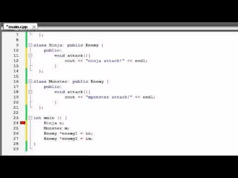 Buckys C++ Programlama Rehberler - 56 - Sanal İşlevler