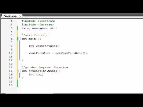Buckys C++ Programlama Rehberler - 68 - Cool Programı İle Çalışma Dosyaları
