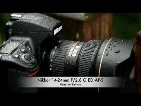 Nikon 14-24Mm Af-S F/2. 8 G Ed Hands-İnceleme