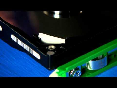 Sabit Disk Teardown