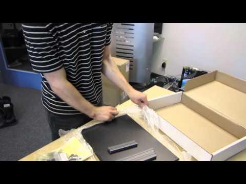 Hspc Tepe Güverte Teknoloji İstasyonu Unboxing Ve İlk Göz Linus Tech İpuçları