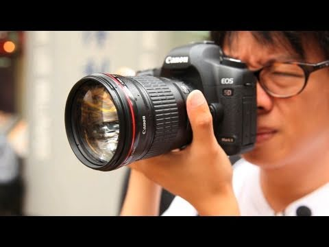 Canon 135Mm F/2 L - Kırmızı Yüzüklerin Efendisi?