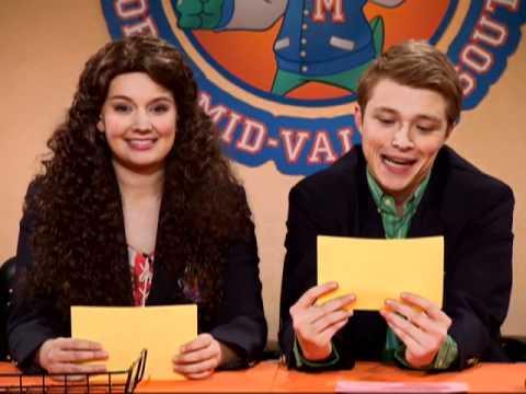Okul Duyurular - Yani Rastgele! -Disney Channel Resmi